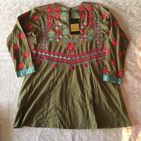 Used KHAADI embroidered kurti dress (size 12) in Dubai, UAE