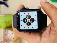 Used W34 watch for apple android with calling in Dubai, UAE