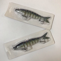 Sub-fish bait Luya 2 pieces