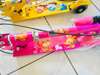 Used Pink & Yellow Scooter ( bundle offer ) in Dubai, UAE