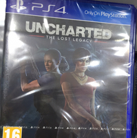 Used PS4 Cassette Uncharted Lost Legacy  in Dubai, UAE