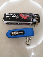 Used New anti theft lock blue in Dubai, UAE