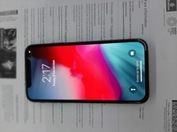 Used Apple iPhone X 256GB in Dubai, UAE