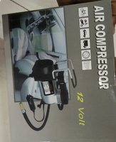 Used Mini Car Air compressor 12 volt in Dubai, UAE