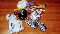 Used Cricket kit in Dubai, UAE