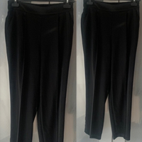 Used Brand New - Satin Straight Leg Trousers  in Dubai, UAE
