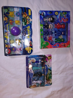 Used Pj mask frozen pokimon set in Dubai, UAE