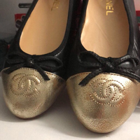 Used Chanel Ballerina Shoes in Dubai, UAE