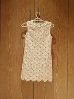 Used Embroidered daisies dress XS to S in Dubai, UAE