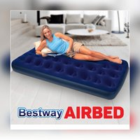 Used New inflatable air bed single size in Dubai, UAE