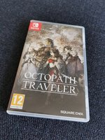 Used Octopath Traveler SWITCH in Dubai, UAE