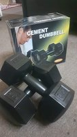 Used Dumbbells pair Brand New in Dubai, UAE