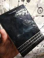 Used Blackberry Passport. 32 GB in Dubai, UAE