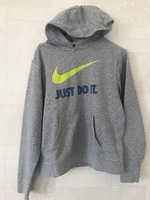 Used Original Nike hoodie unisex in Dubai, UAE