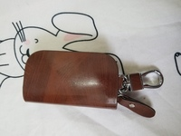 Used Leather car key case no brand in Dubai, UAE