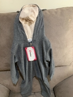 Used Bunny jumpsuit for 3-6months in Dubai, UAE