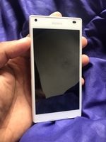 Used Sony xperia z5 compact white in Dubai, UAE