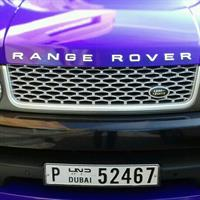 Used 2014 Range Rover Sport in perfect condition, Available for test drive  in Dubai, UAE