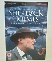 Used Sherlock Holmes: The Complete Box Set in Dubai, UAE