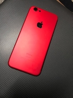 Used Red Housing for ( iPhone 6 )  in Dubai, UAE