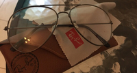 Used Ray Ban eyeglasses 😎 in Dubai, UAE