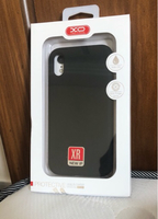 Used iPhone XR Silicone Case Black -Brand New in Dubai, UAE