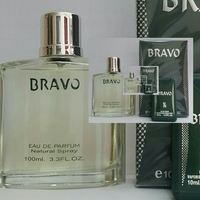 Used Bravo Green Perfume  100 Ml +15ml in Dubai, UAE