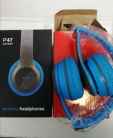 Used Foldable bluetooth wireless headphone in Dubai, UAE