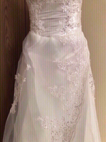 Used NEW Wedding Bridal Dress  in Dubai, UAE