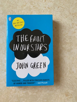 "Used ""The Fault in our Stars"" Book in Dubai, UAE"