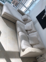 Used L shape couch - Indigo living in Dubai, UAE
