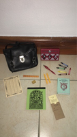Used american girl doll kit's school supplies in Dubai, UAE