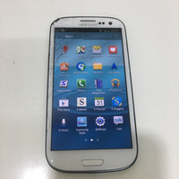 Used Samsung s3 # screen cracks  in Dubai, UAE