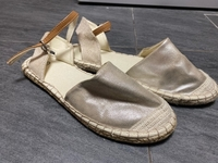 Used C&A espadrilles - new in Dubai, UAE