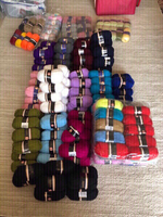 Used Bundle knitting 170 yarn and more... in Dubai, UAE