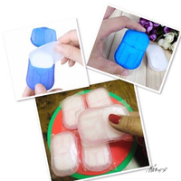 Used 5 pcs Portable Hand washing soap♏️ in Dubai, UAE