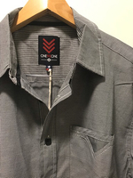 NEW ONE90ONE Shirt Size M Color Grey