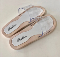 Used Jelly Summer Slipper/ 39 in Dubai, UAE