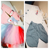 Used 2 Kids sets for age 2-3/4-5 years  in Dubai, UAE