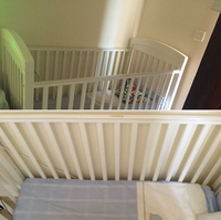 Used A crib for baby in Dubai, UAE