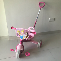 Used Disney Princess Tricycle  in Dubai, UAE