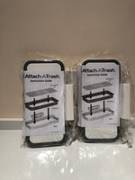 Used Trash bag holder 1 pair in Dubai, UAE
