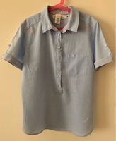 Used H&M Light Blue Blouse in Dubai, UAE