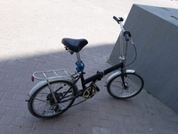 Used Foldable cycle in Dubai, UAE