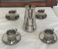 Used Bialetti Musa coffee maker with 4 cups  in Dubai, UAE