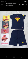 Used T-shirt and short for kids S man 5 pc in Dubai, UAE