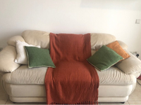 Used Pillows with covers and blanket  in Dubai, UAE