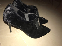 Used Black heel for women  in Dubai, UAE