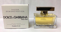 Used Dolce&Gabbana The One EDP 75ml, Tester in Dubai, UAE