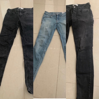 Used 3 pairs of jeans in Dubai, UAE
